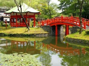 Village of Samurais, Hokkaido