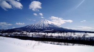 Mt Yotei, Hokkaido