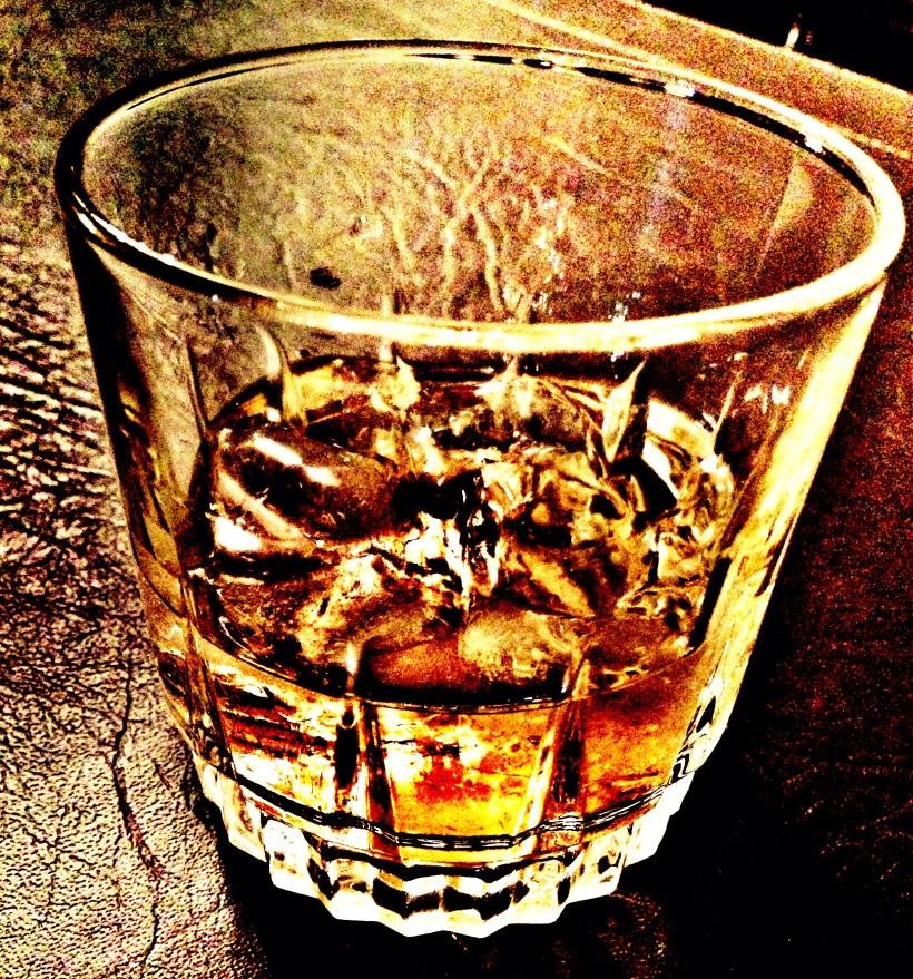 Na koniec szklaneczka mocnego Pisco z lodem. 18pln.
