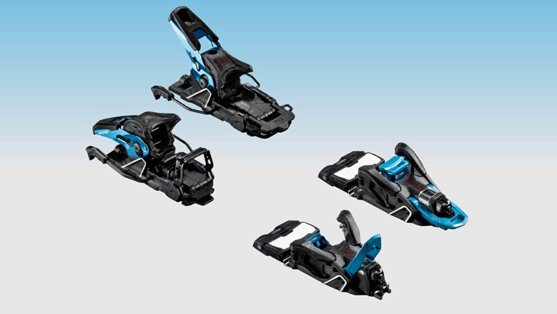 Wiązania narciarskie Salomon S Lab Shift MNC 2020